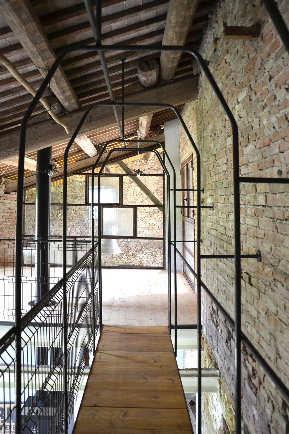 Souvent Ristrutturazione casa di campagna, I- Padova. | Bongiana Architetture NF36