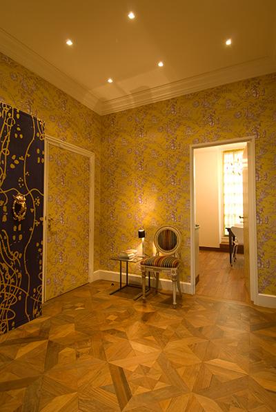 casa_house_abitazione_risistemazione_interno_interiors_ristrutturazione_living_lusso_entrance_floor_ingresso_pavimento_wallpaper